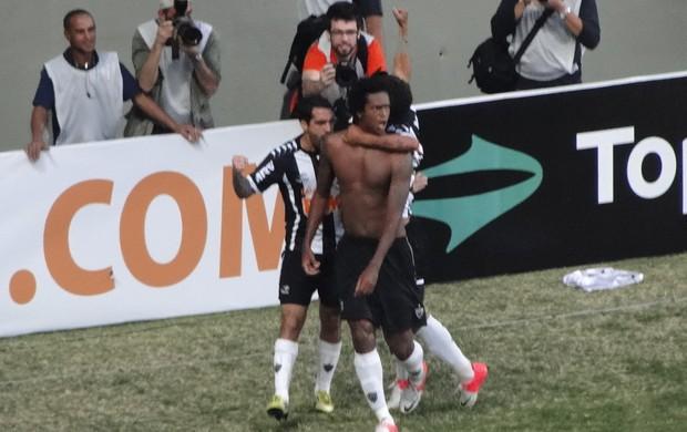Jô, Atlético-MG x Vasco (Foto: Lucas Catta Prêta)