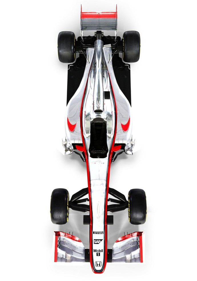 Nova Pintura Da Mclaren Honda Decepciona F 227 S E Vira Piada