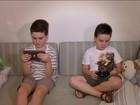 Uso de eletrônicos em excesso atrasa desenvolvimento infantil, diz Unicamp