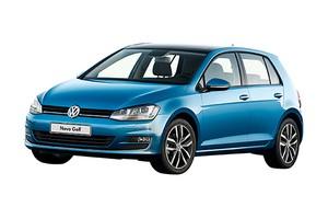 Volkswagen Golf  (Foto: Autoesporte)