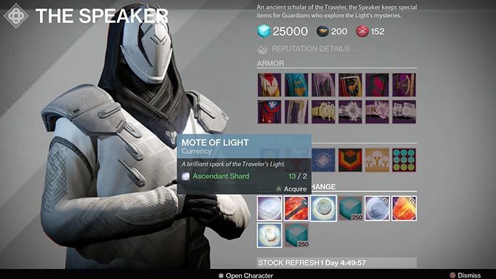 Destiny-Speaker