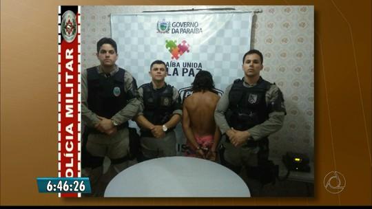 Jovem é preso suspeito de matar esposa grávida a facadas na Paraíba