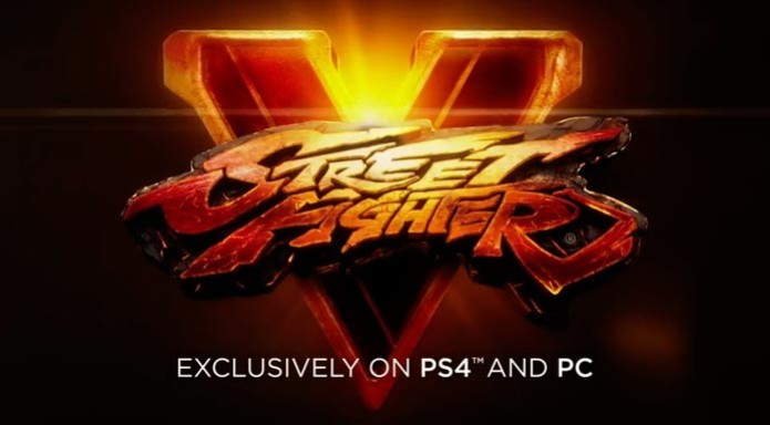 Street Fighter 5 é anunciado exclusivamente para PS4 e PC (Foto: Divulgação) (Foto: Street Fighter 5 é anunciado exclusivamente para PS4 e PC (Foto: Divulgação))