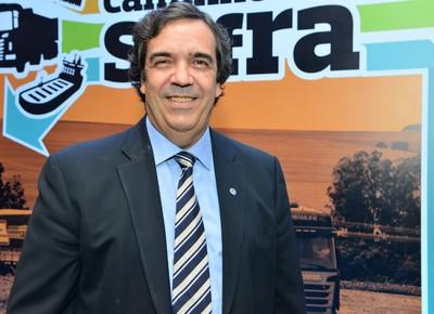 luis_carlos_correia_carvalho_presidente_abag_caminhos_da_safra_2014 (Foto: Cleiby Trevisan/Ed. Globo)