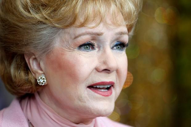 Debbie Reynolds em evento em Los Angeles, nos Estados Unidos, em junho de 2011 (foto de arquivo) (Foto: Fred Prouser/ Reuters)