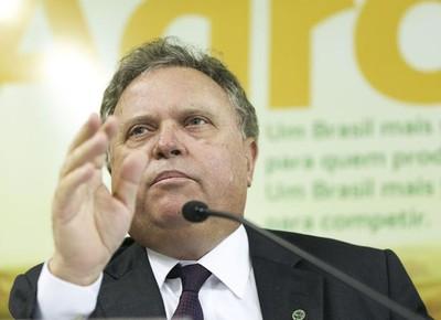 blairo-maggi-ministro-agricultura (Foto: Agência Brasil)