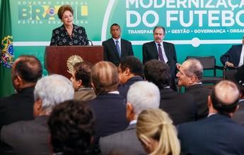 Dilma assina MP que negocia dívidas dos clubes, mas exige contrapartidas