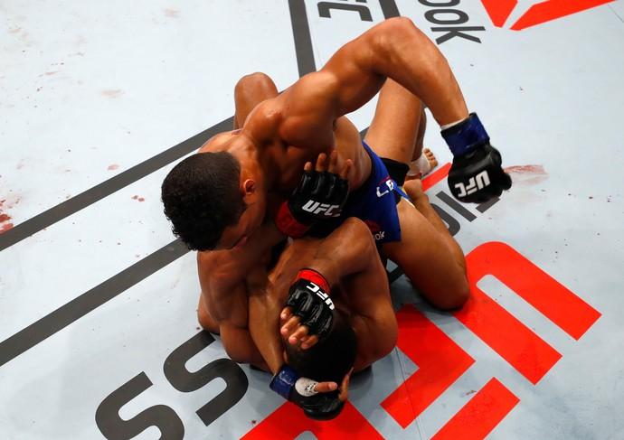 Francisco Massaranduba Kevin Lee UFC Fortaleza (Foto: Getty Images)