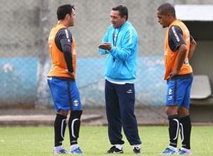 Grêmio se prepara para enfrentar o Pelotas (Foto: Divulgação)