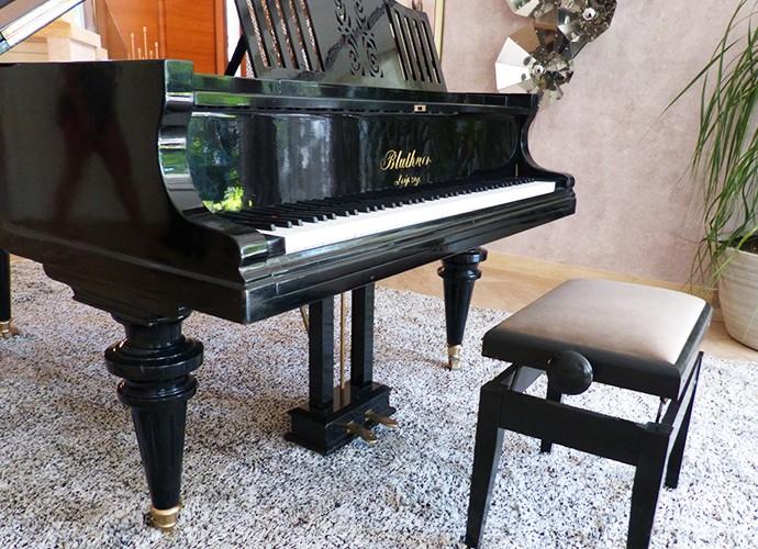 Piano (Foto: Guilherme Sousa)