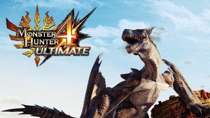 Monster Hunter 4 Ultimate (Foto: Divulgação/Capcom)
