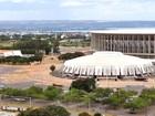 Penúltimo jogo da Olimpíada no DF interdita trânsito na região central