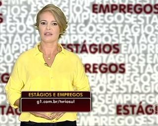 Estágios e Empregos  com Marilene Soares (Foto: TV Rio Sul)