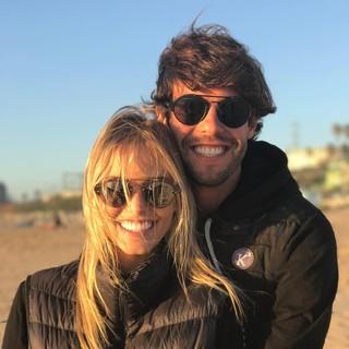 Kaká e a namorada (Foto: Reprodução / Instagram)