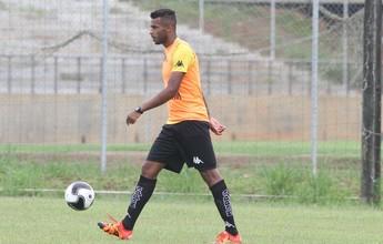 Sem Roger Guedes, Cavalo indica  Alex Santana para enfrentar o Joinville