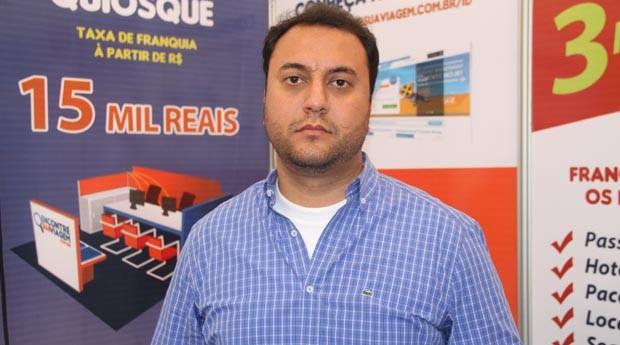 Henrique Mol, diretor-geral da Encontre Sua Viagem  (Foto: Fabiano Candido)