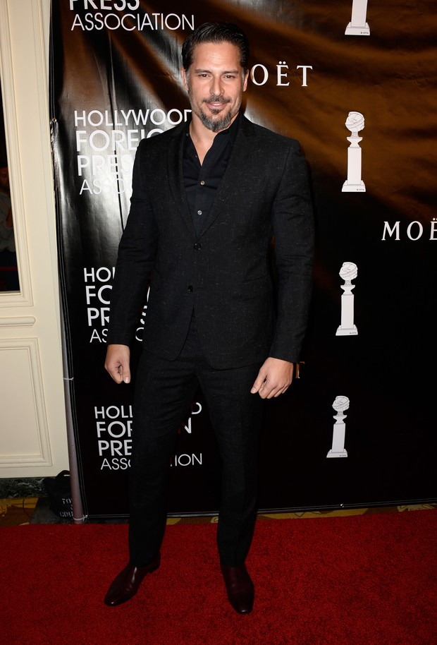 Joe Manganiello em evento em Los Angeles, nos Estados Unidos (Foto: Frazer Harrison/ Getty Images/ AFP)