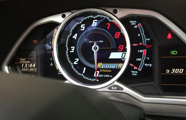 Lamborghini Aventador LP700-4 Roadster 2014 (Foto: Divulgação)