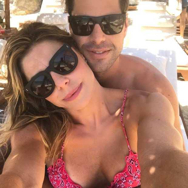 Daniella Cicarelli e Guilherme Menge (Foto: Reprodução/ Instagram)