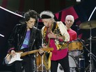Rolling Stones chegam à Argentina