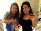 Solange Gomes investe em joias de R$ 9 mil para brilhar em carro alegórico