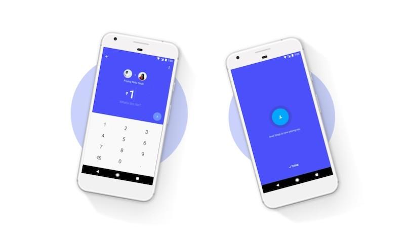 Google Tez: pagamentos feitos por som ultrassônico (Foto: Divulgação)