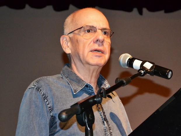 O jornalista Dagomir Marquezi será o presidente do Salão Internacional de Humor de Piracicaba em 2016 (Foto: Rafael Bitencourt)