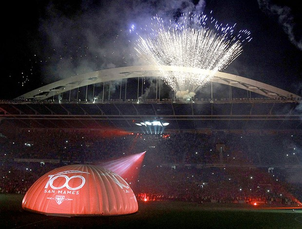 Atlético de Bilbao estádio despedida San Mamés (Foto: EFE)