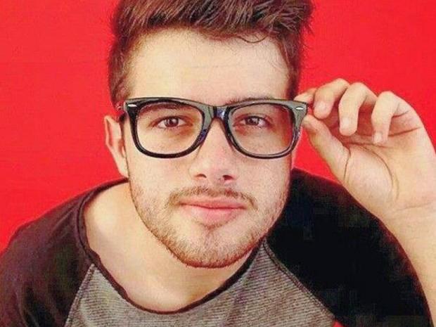 Rafael Moreira, autor de 'Diário de um adolescente apaixonado' (Foto: Divulgação)