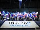 Final mundial de olimpíada de games acontece na China