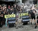 Três vezes Mercedes! Relembre outras equipes que marcaram época na F1