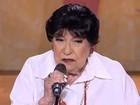 Inezita Barroso morre aos 90 anos