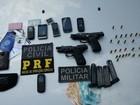 Suspeitos de tráfico morrem após confronto com a polícia em Alagoas