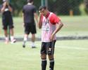 Serginho volta à mira da torcida do Sport, mas tem proteção de Oswaldo