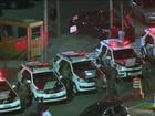 Em Congonhas, clima fica tenso entre polícia e apoiadores de Lula