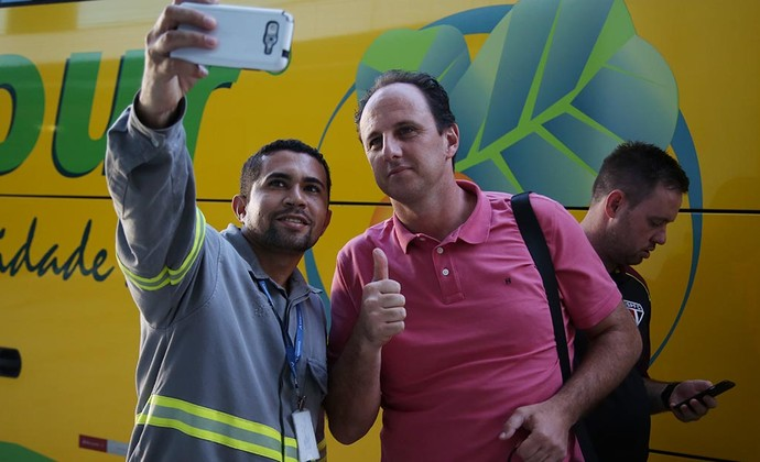 Rogério Ceni São Paulo (Foto: Rubens Chiri/saopaulofc.net)