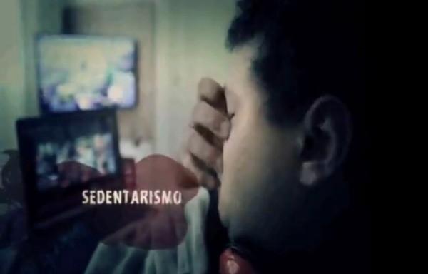 Filme orienta sobre os cuidados que devemos ter com a saúde do coração (Foto: Reprodução TV TEM)