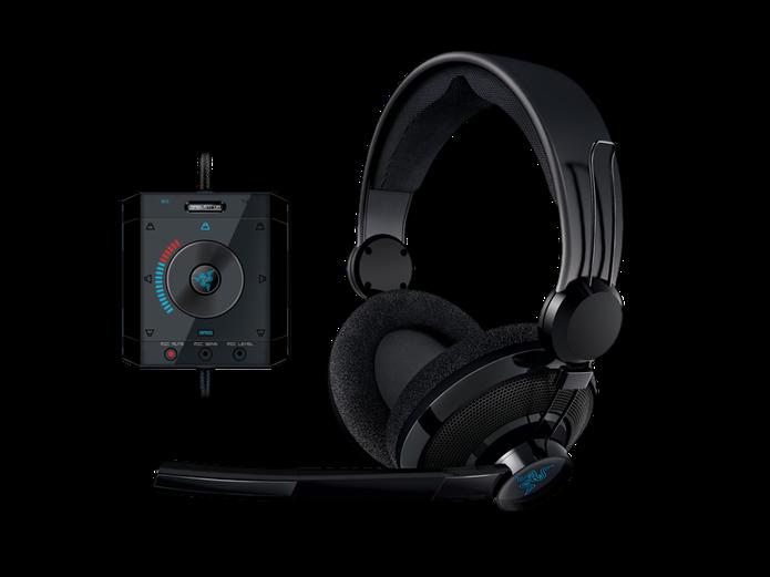 Razer Megalodon oferece qualidade de som 7.1 Surround (Foto: Divulgação/Razer)
