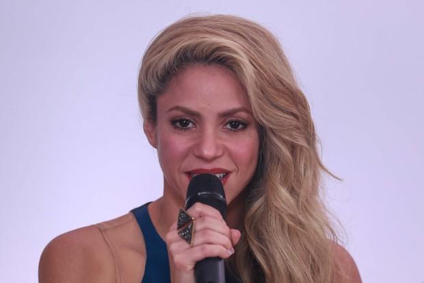 Shakira (Foto: Raphael Castello/Ag.News)