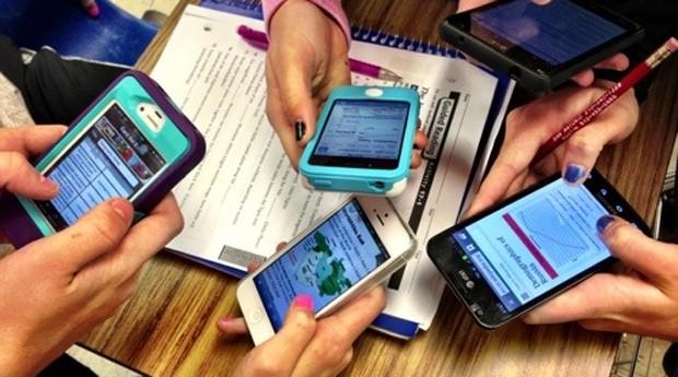 smartphone (Foto: Reprodução)