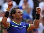 Número 1 do ano, Rafael Nadal é o primeiro classificado para o ATP Finals