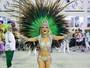 Wanessa festeja vice-campeonato da Mocidade: 'Com muito orgulho'