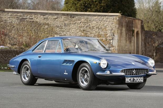 Ferrari 500 Superfast 1965 (Foto: Divulgação)
