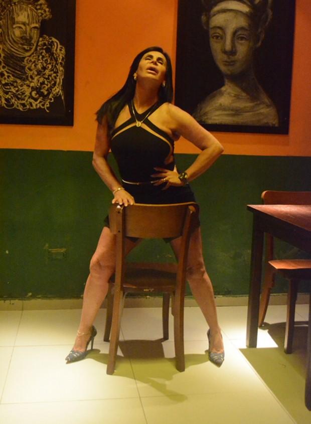 Gretchen (Foto: Felipe Souto Maior/AgNews)