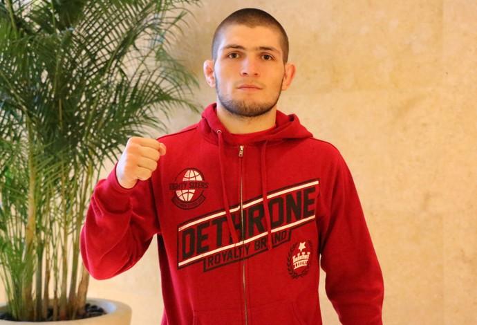 MMA UFC - Khabib Nurmagomedov (Foto: Evelyn Rodrigues)