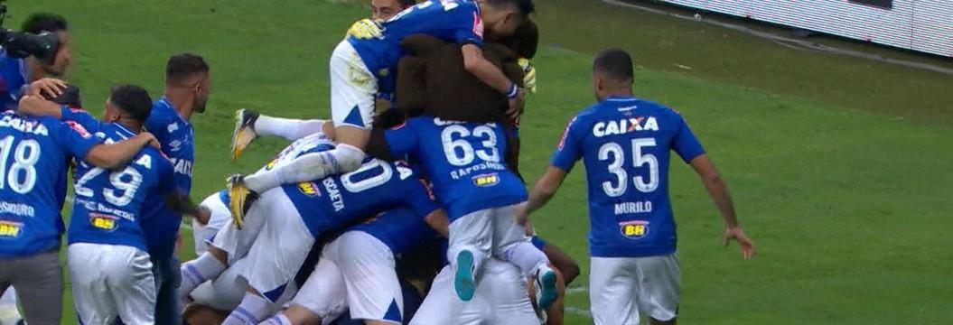 eb870e43c4 Cruzeiro x Flamengo - Copa do Brasil 2017 - globoesporte.com