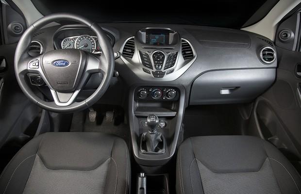 Teste Novo Ford Ka Globalizado Para Atacar Auto
