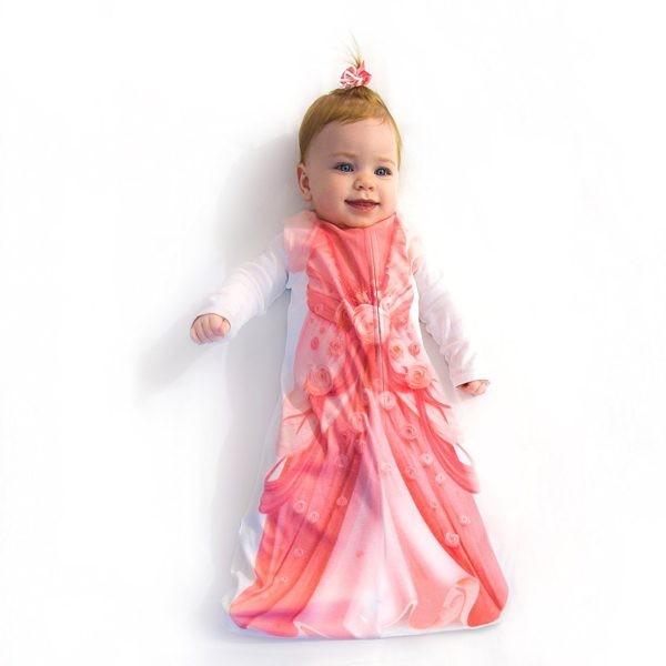 Modelo de princesa (Foto: Divulgação)