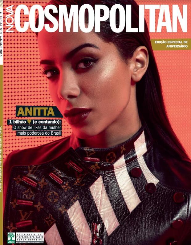 Anitta (Foto: Pedrita Junckes/Cosmopolitan)