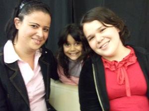 Heloísa é irmã biológica de Elis e foi adotada quando estava com três anos (Foto: Cassiane Seghatti/G1 PR)